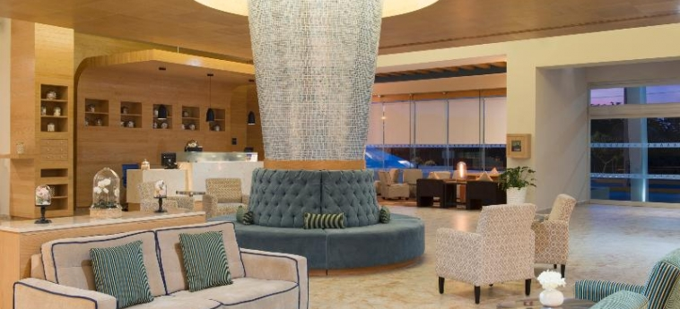 Hotel Four Points By Sheraton Cancun Centro: Lobby CANCUN