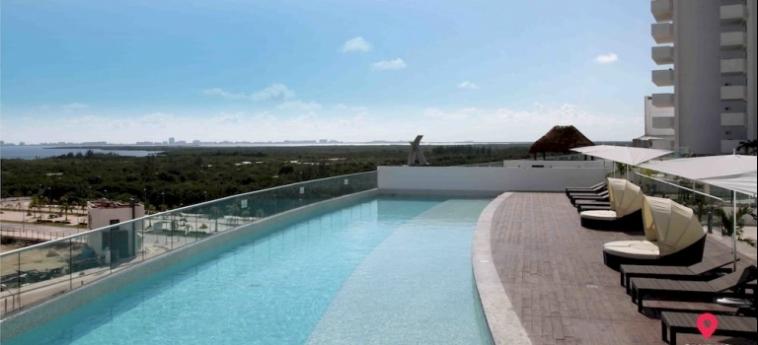 Hotel Suites Malecon Cancun: Appartamento Mercurio CANCUN
