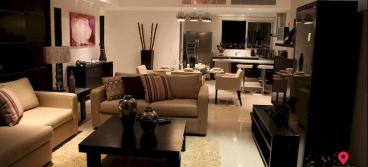 Hotel Suites Malecon Cancun: Bagno Superior CANCUN