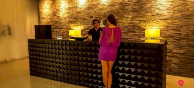 Hotel Suites Malecon Cancun: Caminetto CANCUN