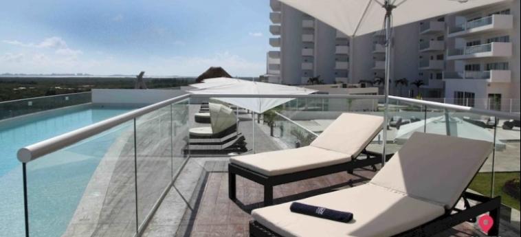Hotel Suites Malecon Cancun: Piscina Esterna CANCUN