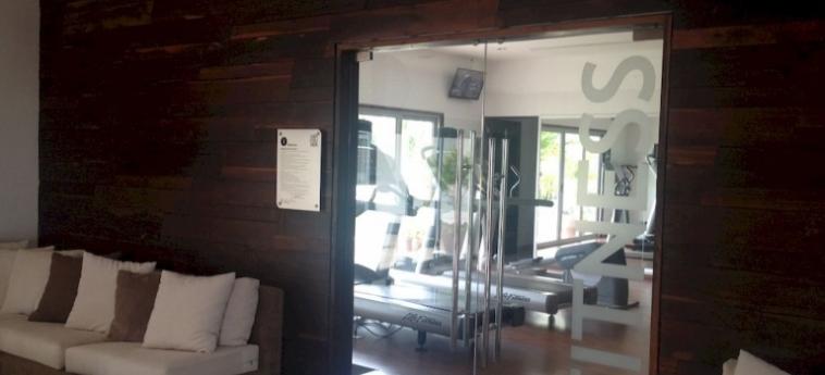 Hotel Suites Malecon Cancun: Reception CANCUN