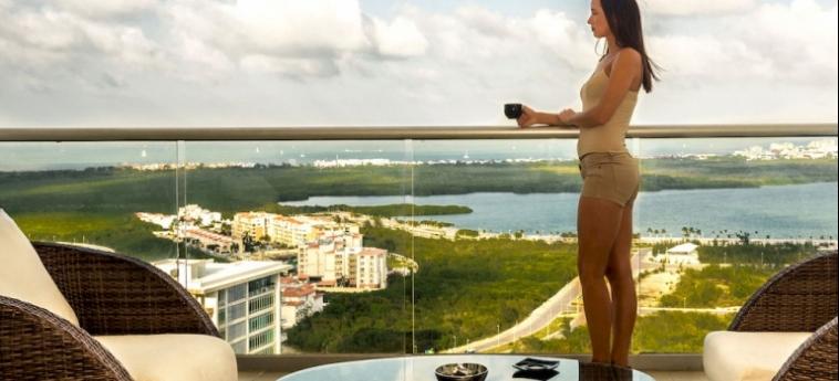 Hotel Suites Malecon Cancun: Scenario CANCUN