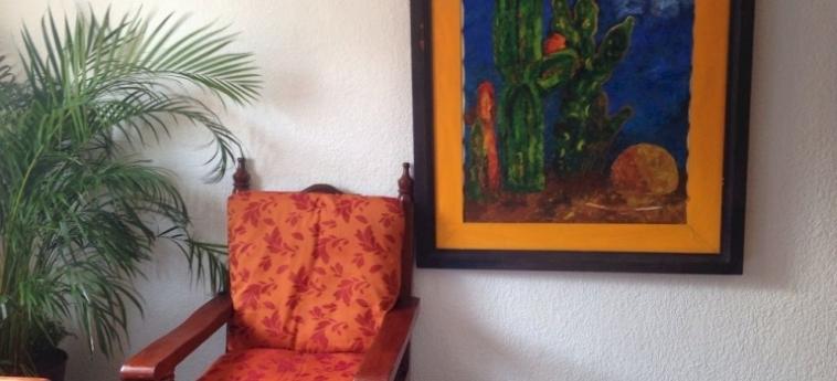 Hotel The Wine Bed & Breakfast: Doppelzimmer  CANCUN