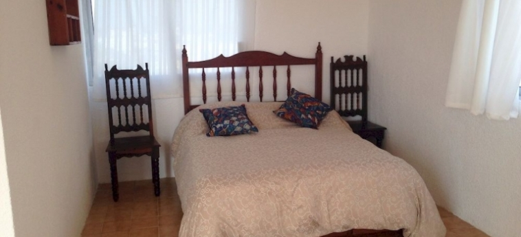 Hotel The Wine Bed & Breakfast: Eingang CANCUN