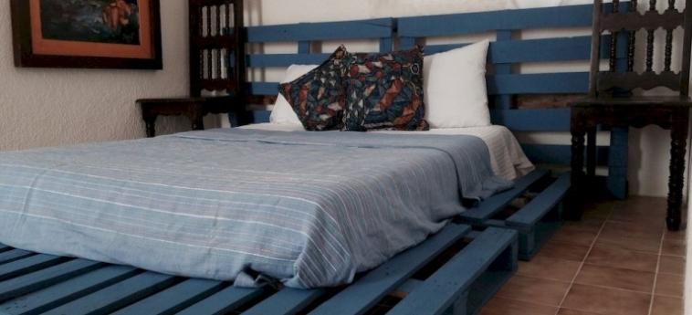 Hotel The Wine Bed & Breakfast: Floor Plan CANCUN