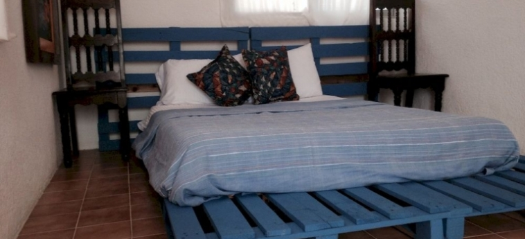 Hotel The Wine Bed & Breakfast: Japanese style room CANCUN
