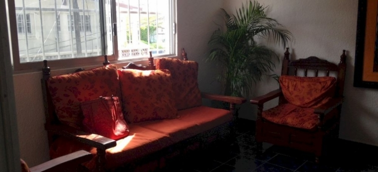 Hotel The Wine Bed & Breakfast: Strand CANCUN