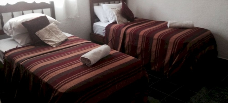 Hotel The Wine Bed & Breakfast: Superior Bathroom CANCUN