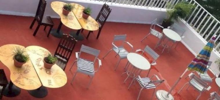 Hotel The Wine Bed & Breakfast: Weinkeller CANCUN