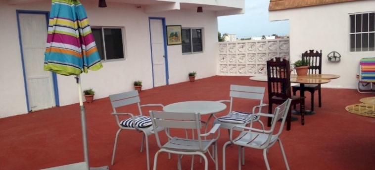 Hotel The Wine Bed & Breakfast: Wohnung CANCUN