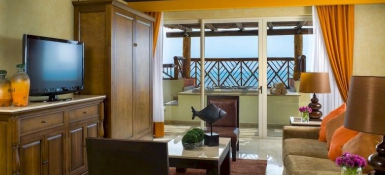 Hotel Villa Del Palmar Luxury Residences: Living Room CANCUN
