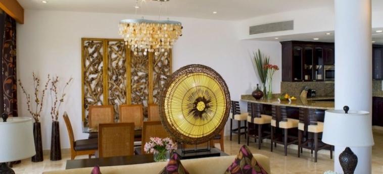 Hotel Villa Del Palmar Luxury Residences: Mappa del Piano CANCUN