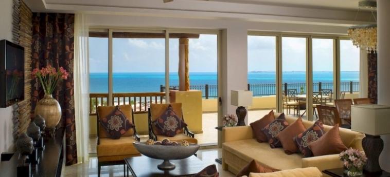 Hotel Villa Del Palmar Luxury Residences: Salotto CANCUN