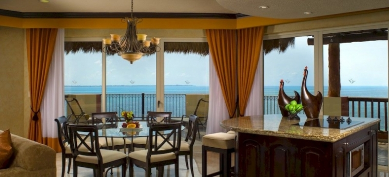 Hotel Villa Del Palmar Luxury Residences: Svago CANCUN