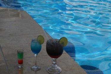 Hotel Solymar Beach & Resort: Bar CANCUN