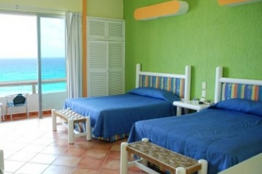 Hotel Solymar Beach & Resort: Chambre CANCUN