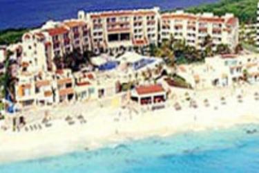 Hotel Solymar Beach & Resort: Extérieur CANCUN