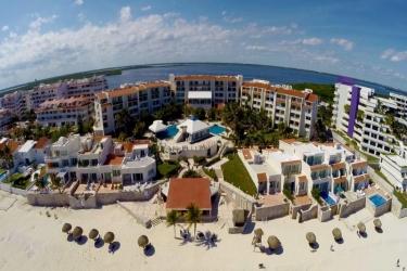 Hotel Solymar Beach & Resort: Exterieur CANCUN