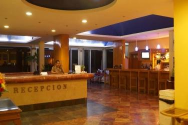 Hotel Solymar Beach & Resort: Lobby CANCUN