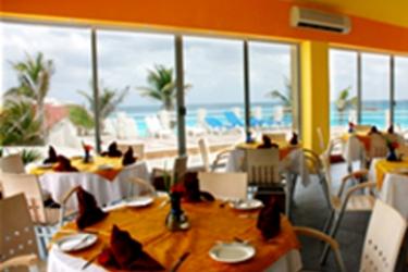 Hotel Solymar Beach & Resort: Restaurant CANCUN