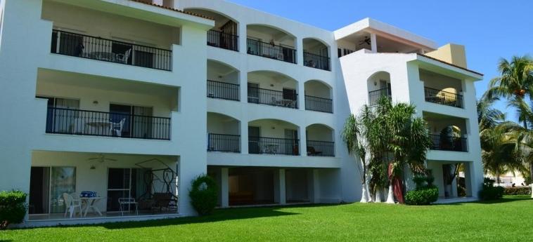 Hotel Beachscape Cancun Kin Ha Villas & Suites: Exterior CANCUN