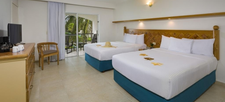 Hotel Beachscape Cancun Kin Ha Villas & Suites: Guestroom CANCUN
