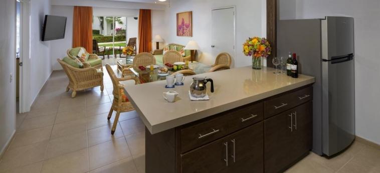 Hotel Beachscape Cancun Kin Ha Villas & Suites: Kitchen CANCUN