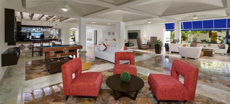 Hotel Beachscape Cancun Kin Ha Villas & Suites: Lobby CANCUN