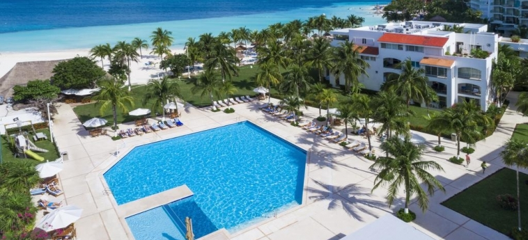 Hotel Beachscape Cancun Kin Ha Villas & Suites: Pool CANCUN