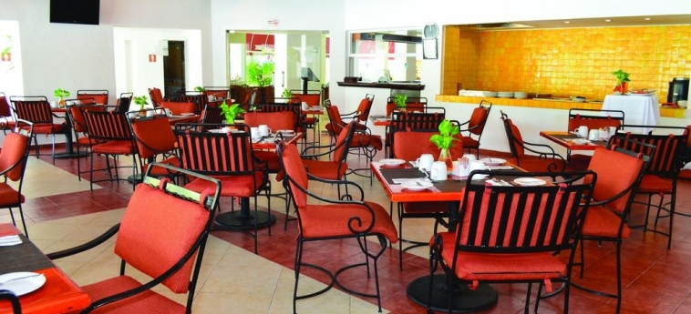 Hotel Beachscape Cancun Kin Ha Villas & Suites: Restaurant CANCUN