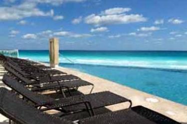 Hotel Sun Palace: Swimming Pool CANCUN