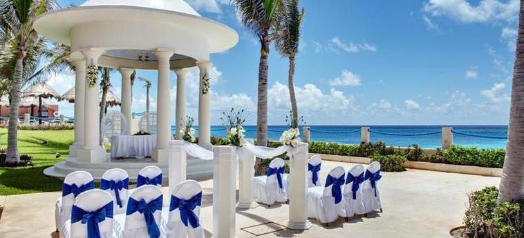 Hotel Occidental Tucancún: Sala Cerimonie CANCUN