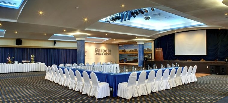 Hotel Occidental Tucancún: Sala Conferenze CANCUN