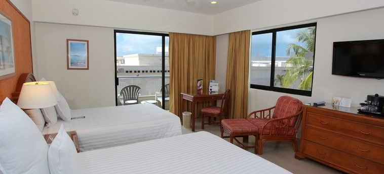Hotel Occidental Tucancún: Doppelzimmer - Twin CANCUN