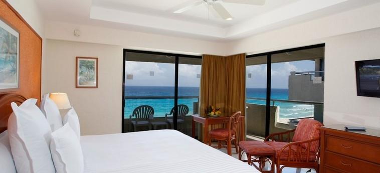Hotel Occidental Tucancún: Schlafzimmer CANCUN