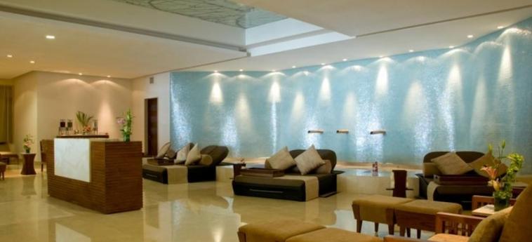 Hotel Grand Fiesta Americana Coral Beach Cancun Resort & Spa: Dettagli Strutturali CANCUN