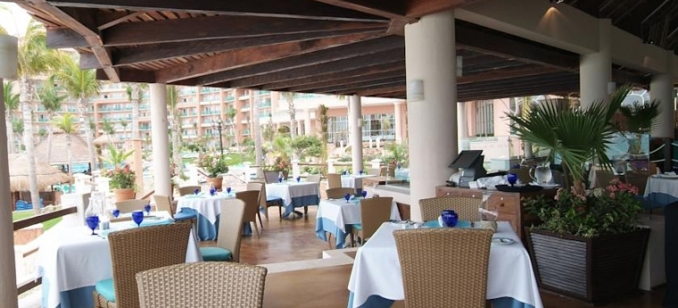 Hotel Grand Fiesta Americana Coral Beach Cancun Resort & Spa: Restaurante CANCUN
