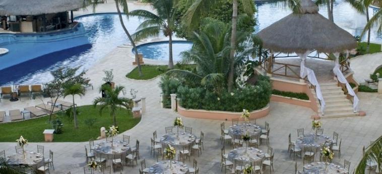 Hotel Grand Fiesta Americana Coral Beach Cancun Resort & Spa: Salón para Banquetes CANCUN