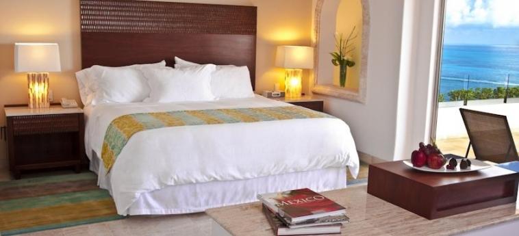 Hotel Grand Fiesta Americana Coral Beach Cancun Resort & Spa: Bedroom CANCUN
