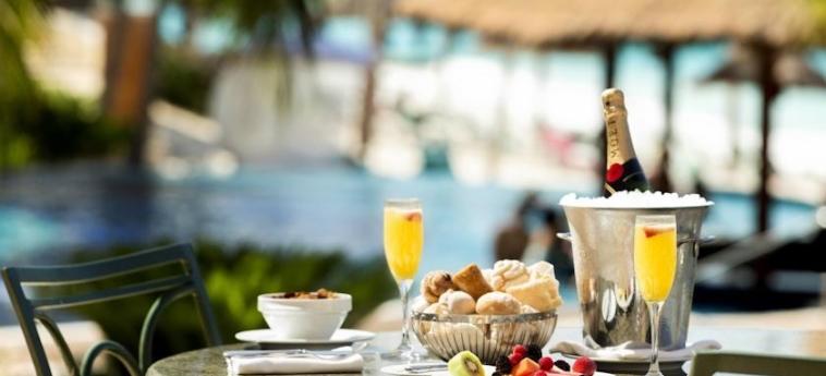 Hotel Grand Fiesta Americana Coral Beach Cancun Resort & Spa: Detail CANCUN