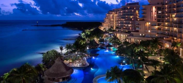 Hotel Grand Fiesta Americana Coral Beach Cancun Resort & Spa: Exterior CANCUN