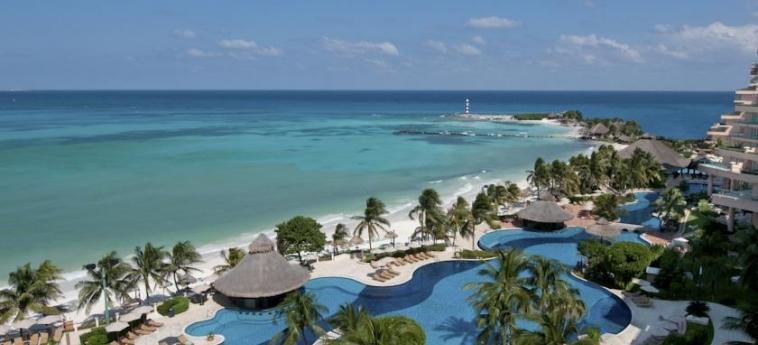 Hotel Grand Fiesta Americana Coral Beach Cancun Resort & Spa: Outdoor Swimmingpool CANCUN