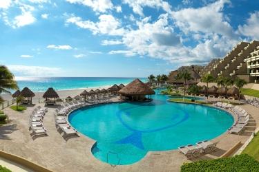 Hotel Paradisus Cancun: Piscine chauffée CANCUN