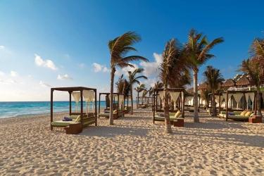 Hotel Paradisus Cancun: Plage CANCUN