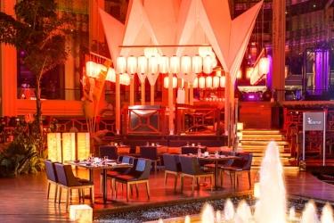 Hotel Paradisus Cancun: Restaurant CANCUN