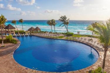 Hotel Paradisus Cancun: Swimming Pool CANCUN