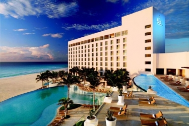 Hotel Le Blanc Spa Resort Cancun: Exterieur CANCUN