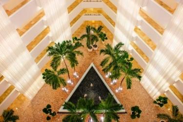 Hotel Le Blanc Spa Resort Cancun: Lobby CANCUN