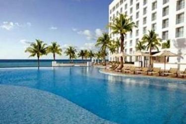 Hotel Le Blanc Spa Resort Cancun: Außenschwimmbad CANCUN